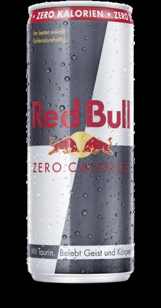 Red Bull Zero, 250ml